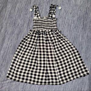 Jessica Simpson Toddler Girl's Gingham Dress 4T